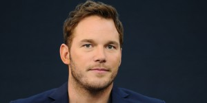 """LONDON, UNITED KINGDOM - JULY 25: Chris Pratt attends the Meet the FilmMakers event for """"Guardians of the Galacy"""" on July 25, 2014 in London, England. (Photo by Stuart C. Wilson/Getty Images)"""